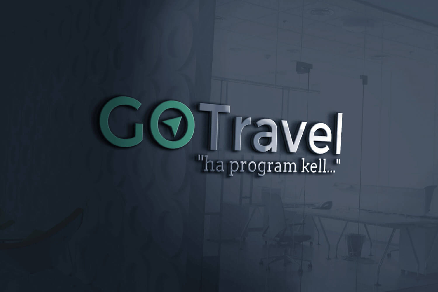 go-travel-logo-on-wall